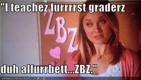 A...B... Z...B...Z