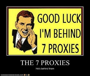 THE 7 PROXIES