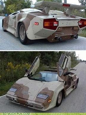 BattleCar Galactica