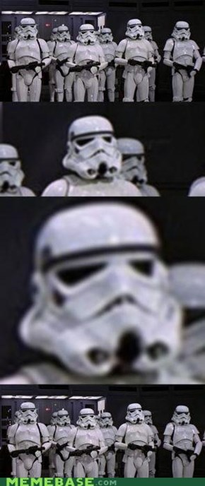 I Find Your Lack of Face Replacing Disturbing
