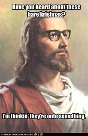 Hipster Jesus: Alternative Religion