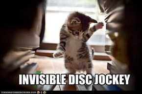 INVISIBLE DISC JOCKEY