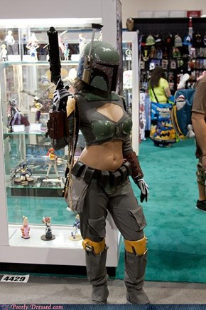 Dressed to Win: Boba Femm and R2-She2