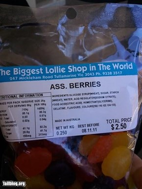 Ass berries