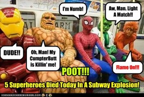 Even SuperHeroes Make Mistakes!