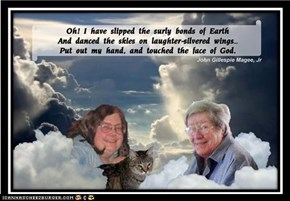 For Rhokit & MamaGwyn: Cheezfriends in Heaven