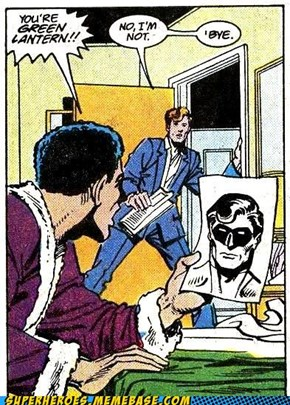 Hal Jordan, Master of Deception