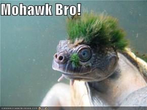 Mohawk Bro!