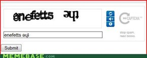 Captcha Like a Boss