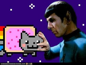 Vulcan Nyan Meld: Your Pop-Tart is My Pop-Tart...