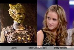 Alaya Totally Looks Like Emily Osment