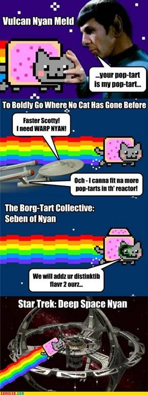 Nyan Trek Compendium