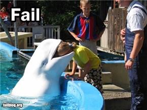 Whale of a FAIL