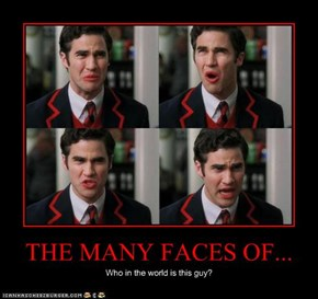 THE MANY FACES OF...