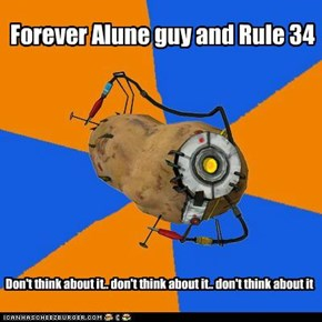 Forever Alune guy and Rule 34
