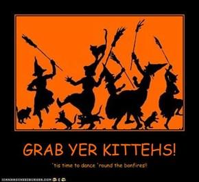 GRAB YER KITTEHS!