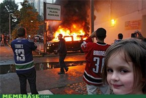 Little Arsonist Meets Vancouver