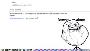 Friend code