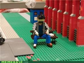 LEGO Keanu