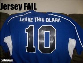Jersey FAIL