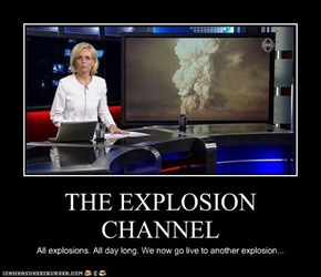 THE EXPLOSION CHANNEL