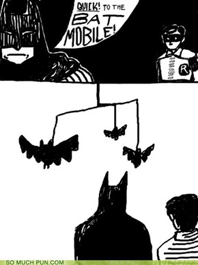 Laughable Literalism, Batman!