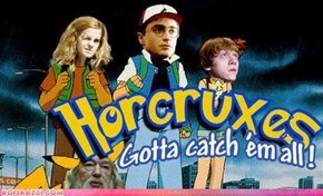 Horcruxes: Gotta Catch 'Em All!