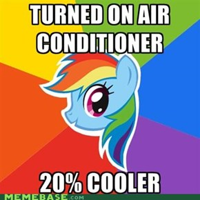 Advice Dash: 20% cooler