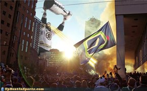 Best Vancouver Riot Pic Yet!