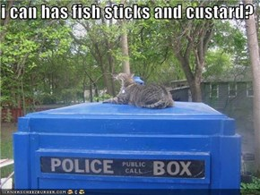 i can has fish sticks and custard?