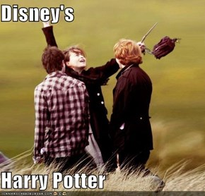 Disney's  Harry Potter