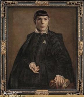 Ye Olde Spock