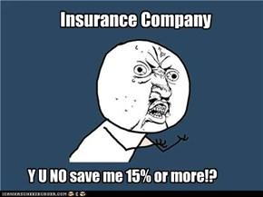The Savings was a lie!