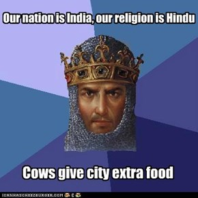 The religion of Civ:4 Warlords