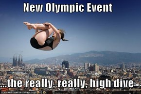 New Olympic Event