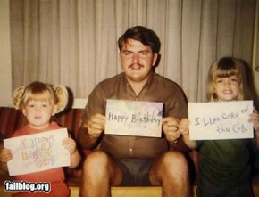 Birthday wish fail