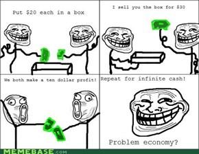 Problem Economie?