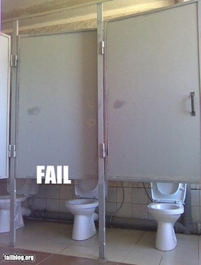 Stall Height FAIL