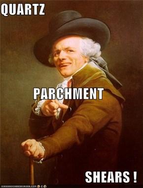 Joseph Ducreux: Best Twice of Thrice?
