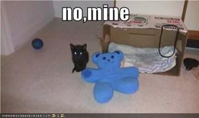 no,mine