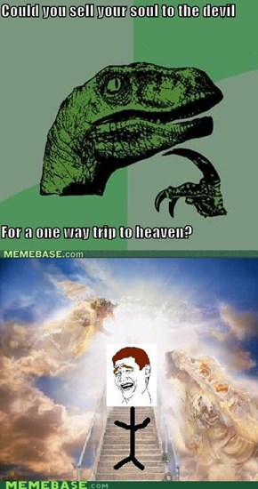 How Gingers Get to Heaven