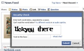 But, CAPTCHA, We Just Met!