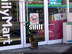 *sniff