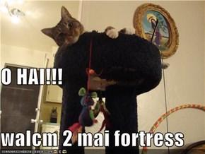 O HAI!!! walcm 2 mai fortress