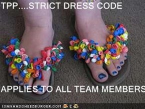 TPP....STRICT DRESS CODE  APPLIES TO ALL TEAM MEMBERS
