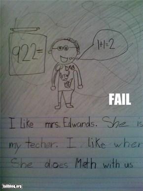 Spelling FAIL