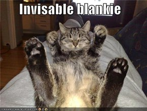 Invisable blankie