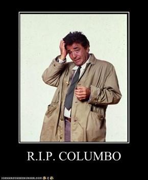 R.I.P. COLUMBO