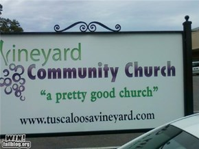 Church Name WIN