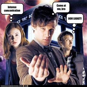 The TARDIS Team in a Nutshell